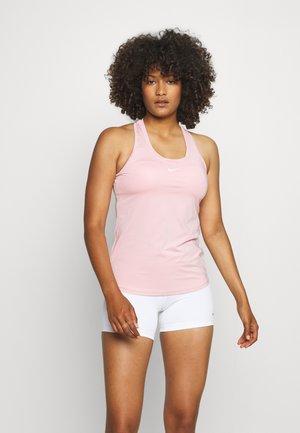 ONE SLIM TANK - Top - pink glaze/white