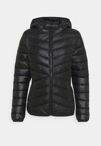 TOM TAILOR DENIM - Light jacket - deep black - 0