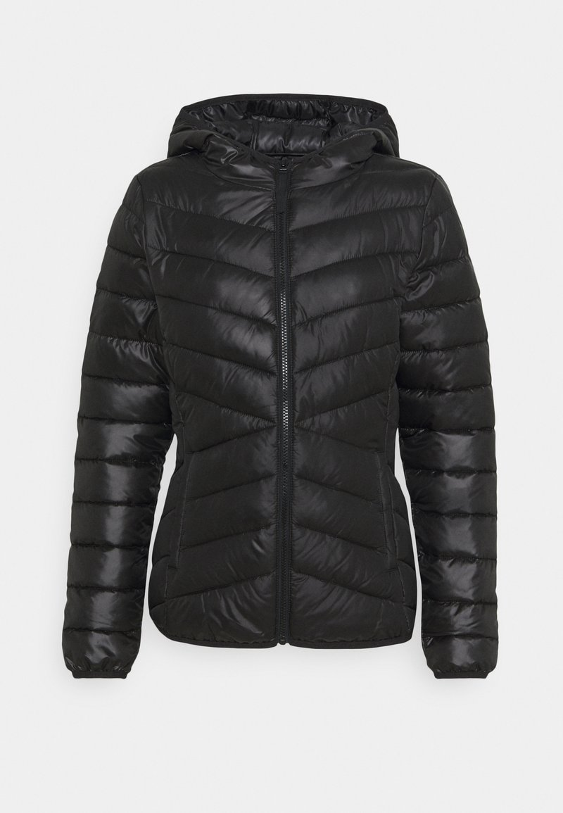 TOM TAILOR DENIM - Light jacket - deep black