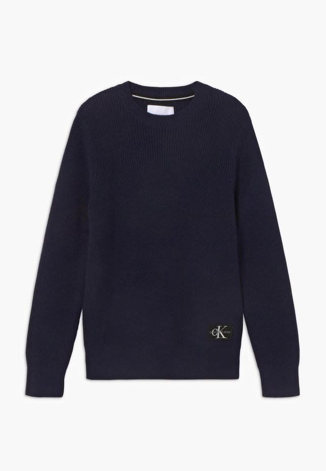 OCO REGULAR CREW - Jumper - blue