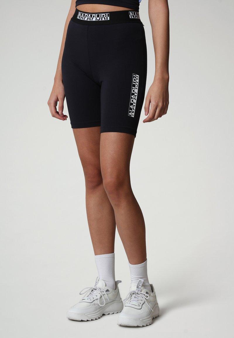 Napapijri - Shorts - blu marine