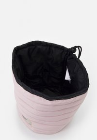 TYPO - UTILITY CARRY ALL CASE UNISEX - Wash bag - pale pink/black - 2