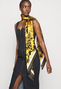 Versace Jeans Couture - LADY DRESS - Denim dress - indigo - 4
