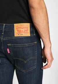 Levi's® - 502™ TAPER HI BALL - Jeans Tapered Fit - med indigo - 7