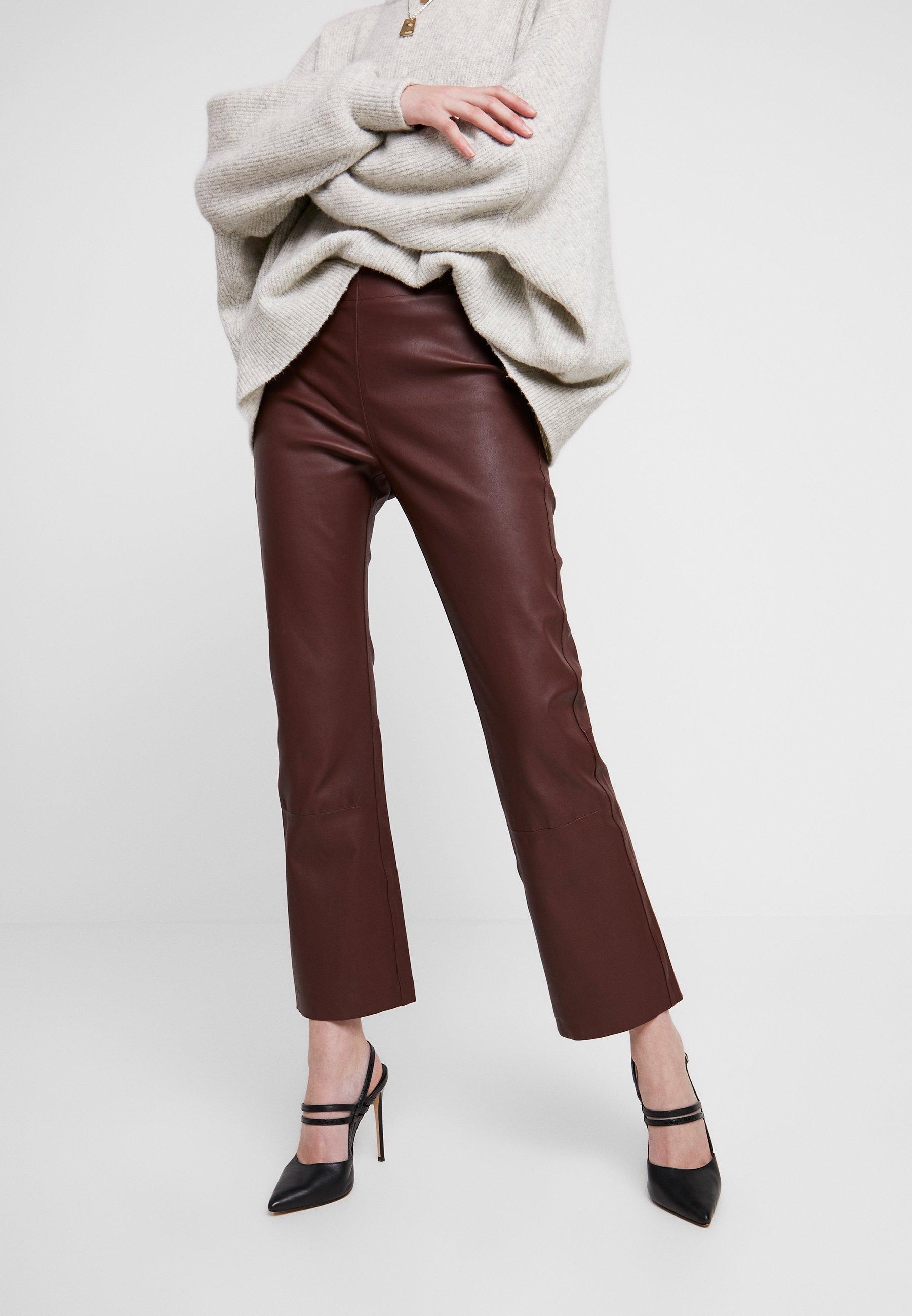 Brune InWear Bukser & shorts | Dame | Nye bukser på nett hos