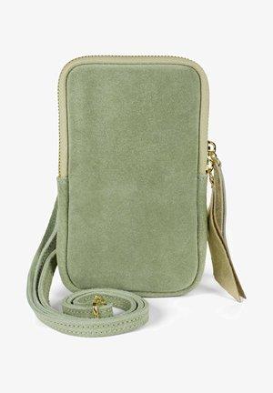 Across body bag - lindgrün