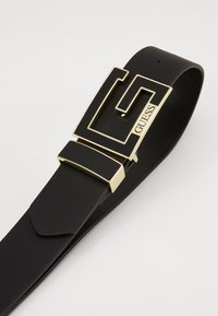 Guess - PANT BELT - Belt - black - 2