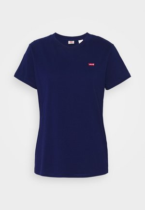 PERFECT TEE - T-shirts med print - blue