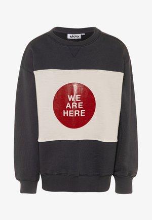 MANN - Sweatshirt - night grey