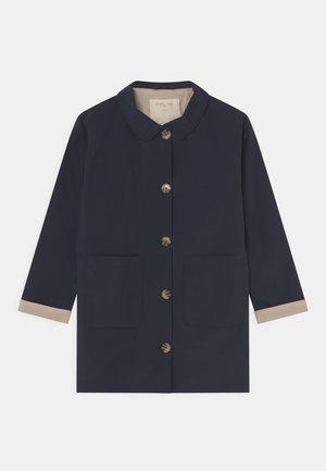 TONE - Classic coat - dark navy