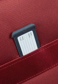 Samsonite - CITYBEAT - Wheeled suitcase - bordeaux - 4