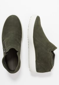 ECCO - SOFT  - Sneakersy niskie - deep forest - 3