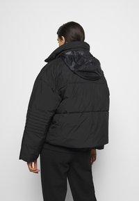 Pinko - FIORE CABAN - Light jacket - black - 3