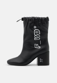F_WD - Classic ankle boots - black - 1