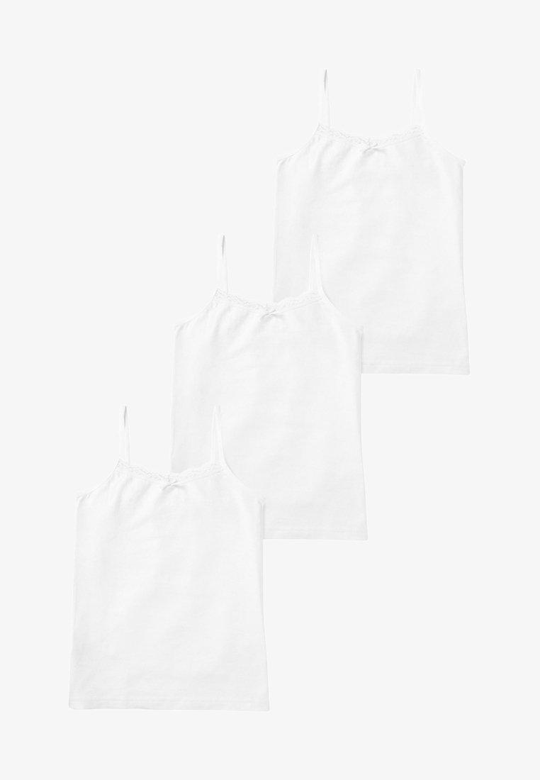 Next - 3 PACK - Maglietta intima - white