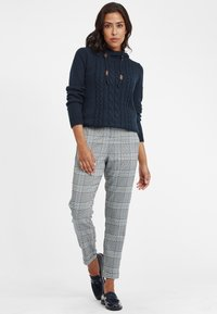 Oxmo - Trousers - insignia blue - 1