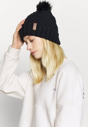 BLIZZARD BEANIE - Beanie - true black