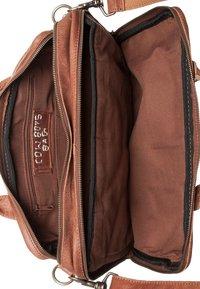 Cowboysbag - FAIRBANKS - Laptop bag - cognac - 3