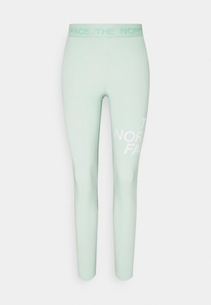 W FLEX MID RISE TIGHT -EU - Leggings - misty jade