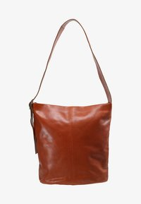 Vagabond - STOCKHOLM - Shopping Bag - cognac - 4