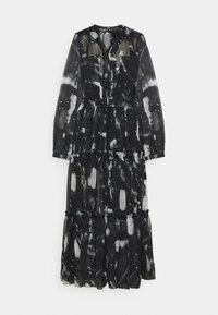 Diesel - HINES A DRESS - Maxi šaty - grey/black - 0