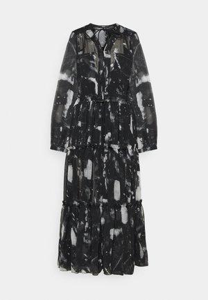 HINES A DRESS - Vestido largo - grey/black