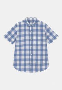 GAP - BOY - Shirt - blue white - 0