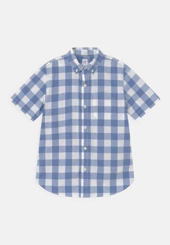 BOY - Shirt - blue white