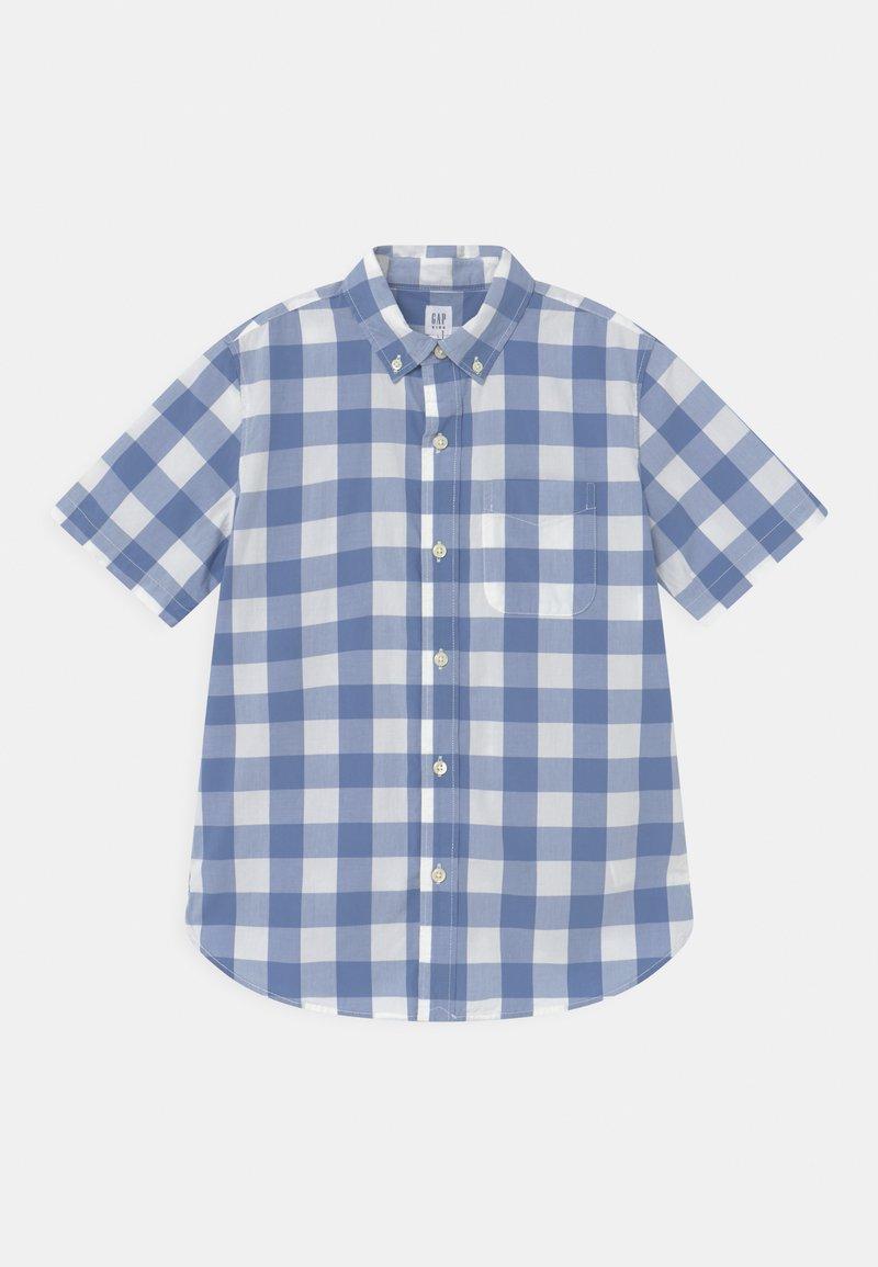 GAP - BOY - Shirt - blue white