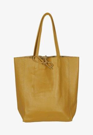 ANITA - Tote bag - gelb
