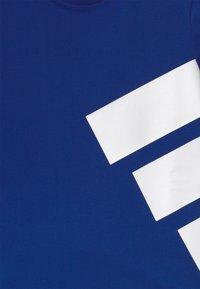 adidas Performance - BRAND SET UNISEX - Pantalón corto de deporte - royal blue/dark blue - 3