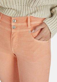 Angels - ORNELLA - Slim fit jeans - orange - 3