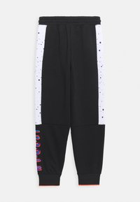 Jordan - SPACE GLITCH PANT - Tracksuit bottoms - black/white - 1