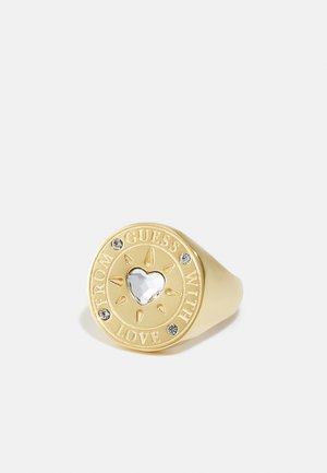 WITH LOVE - Ring - gold-coloured