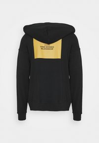 NU-IN - BORED HOODIE - Luvtröja - black - 1