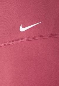 Nike Performance - ONE SHORT 2.0 - Medias - canyon rust - 5