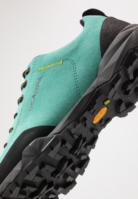 Scarpa - MOJITO - Obuwie hikingowe - green/blue - 5