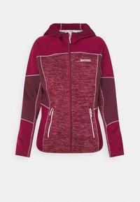 Regatta - WALBURY II - Fleece jacket - beetroot/fig - 0