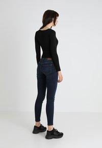 New Look - BODY - Long sleeved top - black - 2
