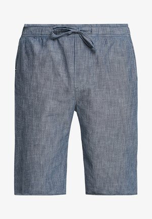 PULLON CHAMBRAY - Short - navy