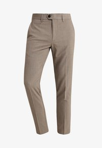 Lindbergh - CLUB PANTS - Trousers - beige mix - 4