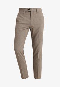 CLUB PANTS - Kalhoty - beige mix