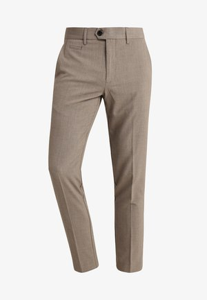 CLUB PANTS - Broek - beige mix