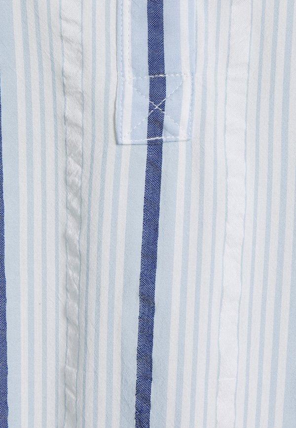 Lee ESSENTIAL BLOUSE - Bluzka - surf blue/niebieski OBLR