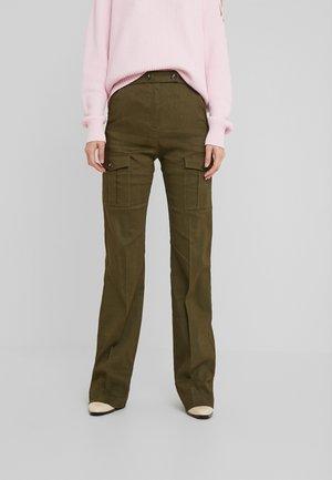 APEMAYA PANTALONE  - Trousers - anrygreen