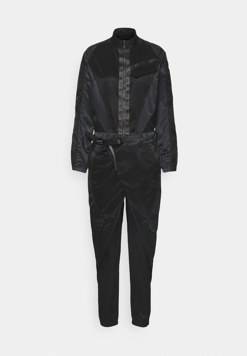 Jordan - FLIGHTSUIT FUTURE - Jumpsuit - black/off noir/black oxidized