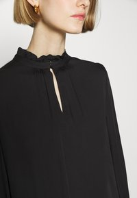 Bruuns Bazaar - BAUMA TINIA SHIRT - Blouse - black - 5