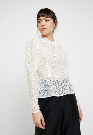 LECIE - Blouse - white