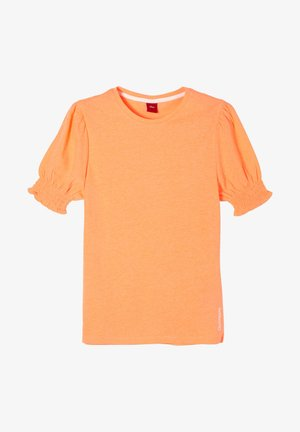 Basic T-shirt - light orange
