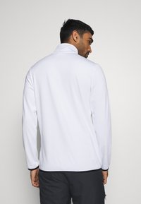 Icepeak - BRAYTON - Fleece jumper - optic white - 2